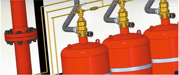 消防系统零部件